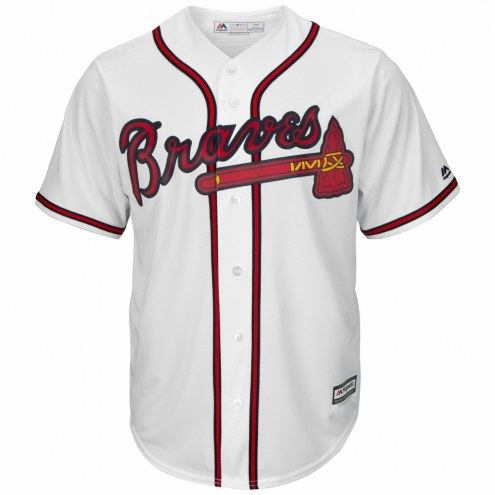 Atlanta Braves Replica Home Baseball Jersey