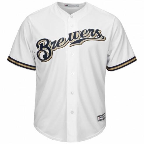 Milwaukee Brewers Replica Home Baseball Jersey