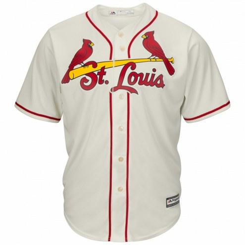 St. Louis Cardinals Replica Ivory Alternate Baseball Jersey