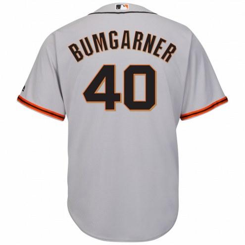 San Francisco Giants Madison Bumgarner Replica Road Baseball Jersey