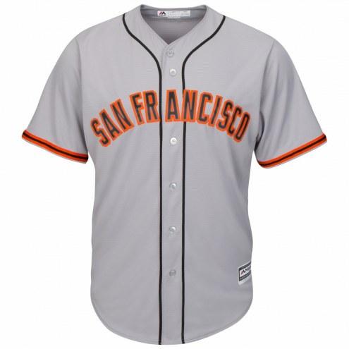 San Francisco Giants Replica Road Baseball Jersey