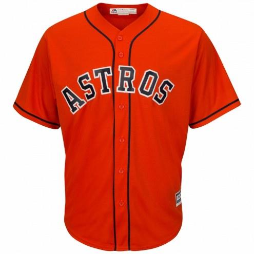 Houston Astros Replica Orange Alternate Baseball Jersey