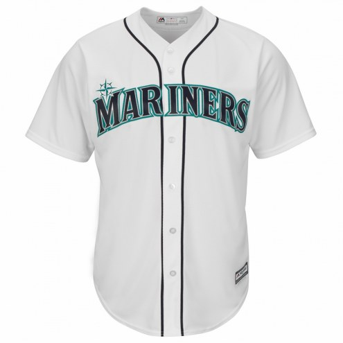 Seattle Mariners Replica Home Baseball Jersey