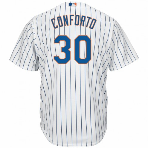 New York Mets Michael Conforto Replica Home Baseball Jersey