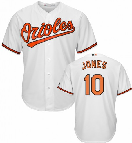 Baltimore Orioles Adam Jones Replica Home Baseball Jersey
