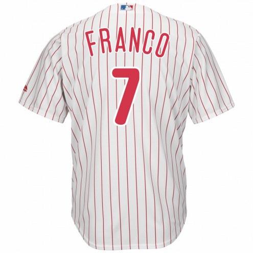 Philadelphia Phillies Maikel Franco Replica Home Baseball Jersey