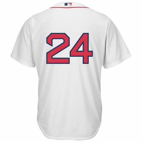 Boston Red Sox David Price Replica Number Only Home Baseball Jersey