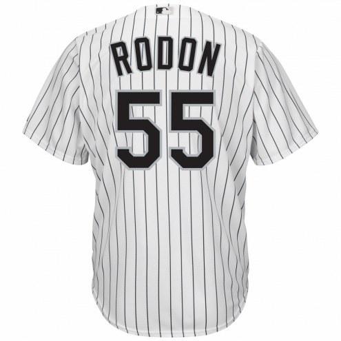 Chicago White Sox Carlos Rodon Replica Home Baseball Jersey
