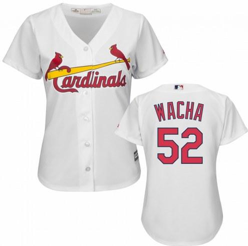 St. Louis Cardinals Michael Wacha Women's Replica Home Baseball Jersey