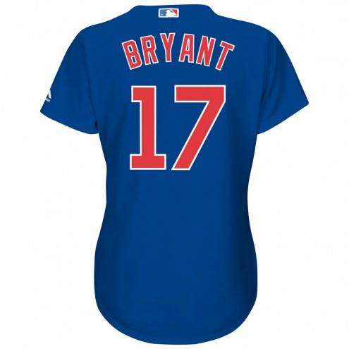 Chicago Cubs Kris Bryant Women's Replica Royal Alternate Baseball Jersey