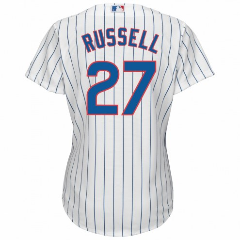 7e2d7cf7f42 ... low price chicago cubs addison russell womens replica home baseball  jersey f15d3 2f715