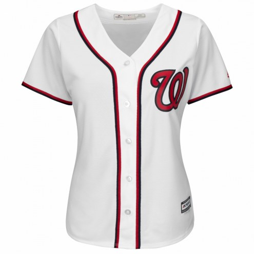 Washington Nationals Women's Replica Home Baseball Jersey