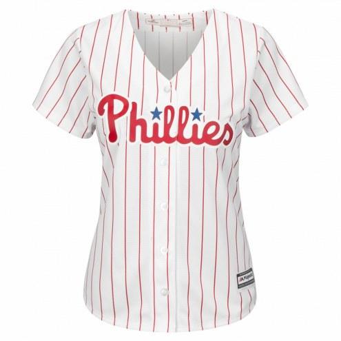 Philadelphia Phillies Women's Replica Home Baseball Jersey