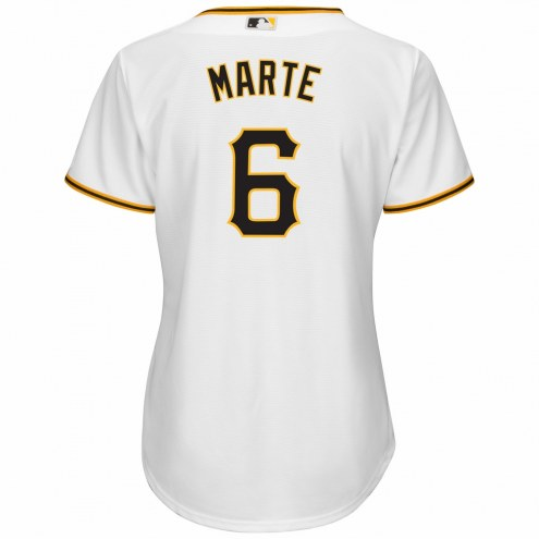 Pittsburgh Pirates Starling Marte Women's Replica Home Baseball Jersey