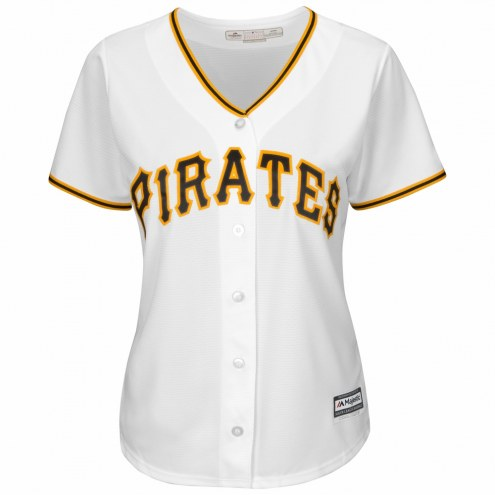 Pittsburgh Pirates Women's Replica Home Baseball Jersey
