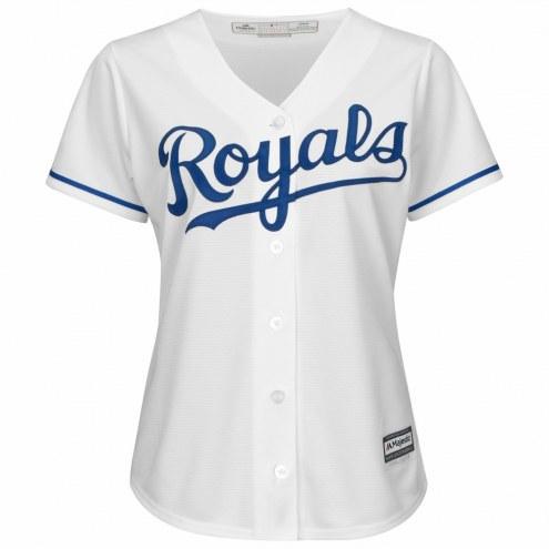 Kansas City Royals Women's Replica Home Baseball Jersey