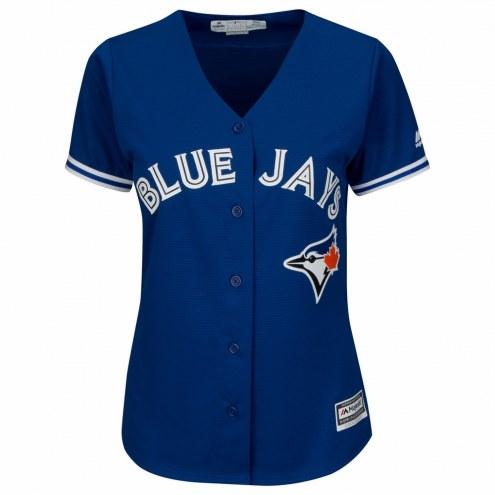 Toronto Blue Jays Women's Replica Bright Royal Alternate Baseball Jersey