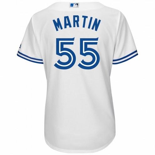 Toronto Blue Jays Russell Martin Women's Replica Home Baseball Jersey