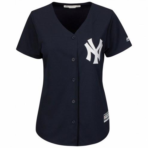 New York Yankees Women's Replica Alternate Home Baseball Jersey