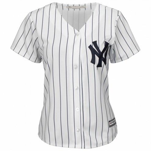 New York Yankees Women's Replica Home Baseball Jersey