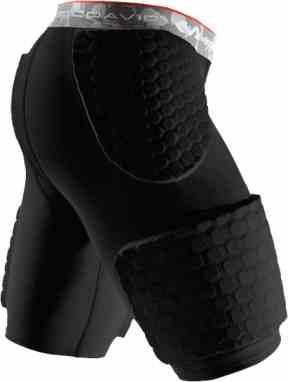 McDavid Hex Dual-Density Thudd Shorts
