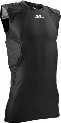 McDavid HexPad Sleeveless 5-Pad Men's Padded Football Shirt