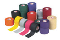 "Case of Mueller 1.5"" Team Color Athletic M Tape - 32 Rolls"