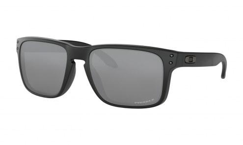 Oakley Holbrook Sunglasses - Matte Black /Prizm Black Polar