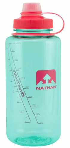 Nathan 1L Big Shot Tritan Narrow Mouth Water Bottle