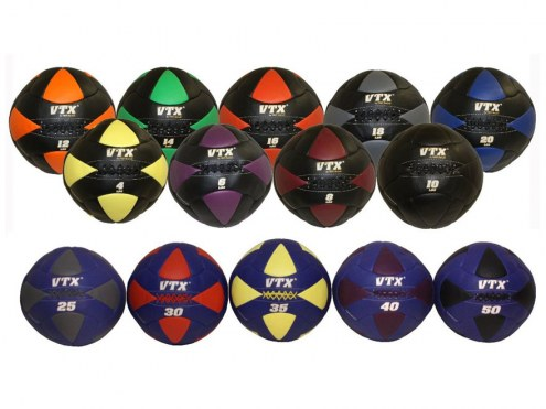 VTX Leather Wall Ball