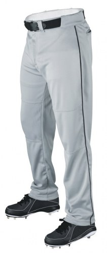 Wilson Poly Warp Knit Relaxed Youth Baseball Pants