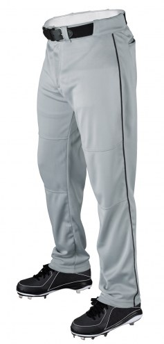 Wilson Men's Relaxed Fit Baseball Pants with Piping