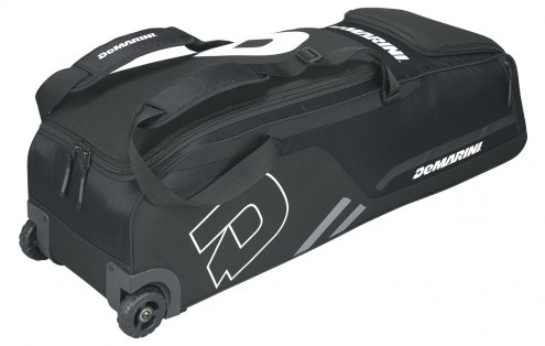 DeMarini Momentum Wheeled Baseball Equipment Bag
