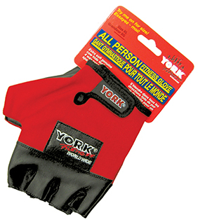 York All Person Fitness Gloves