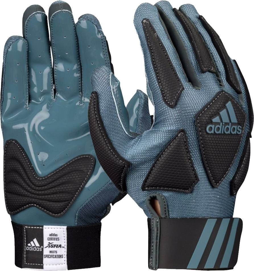 Nike Lineman Gloves Xl: Adidas Scorch Destroy 2 Adult Football Lineman Gloves, New