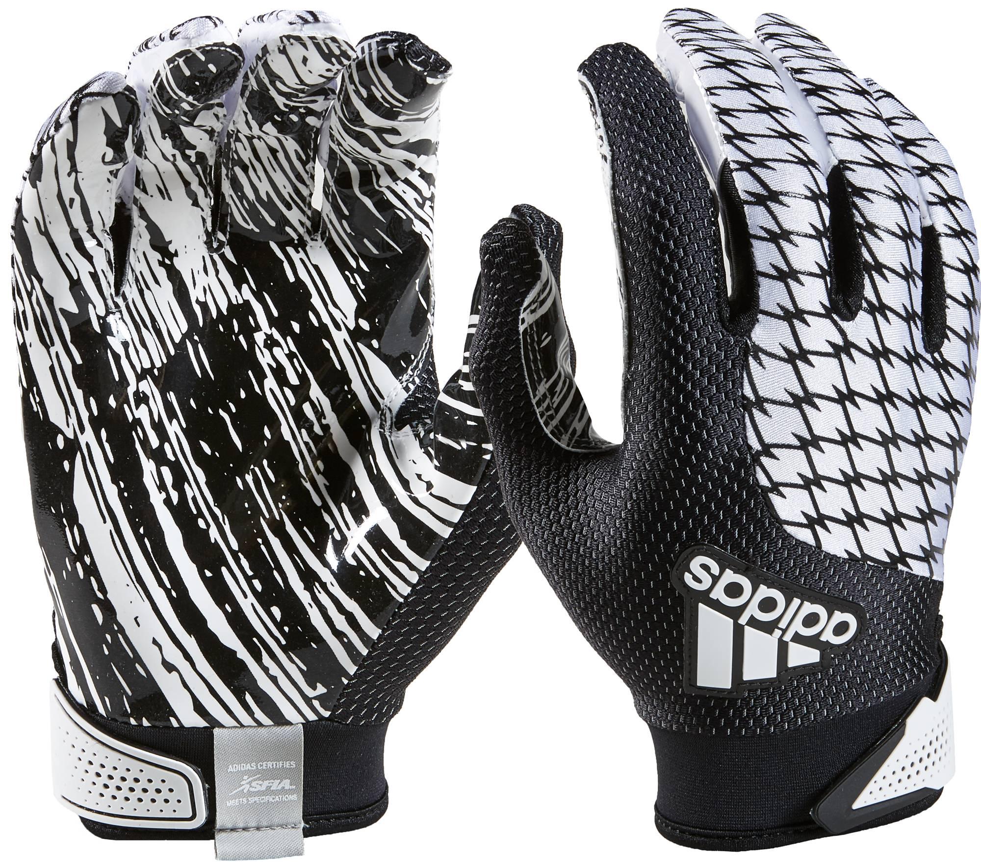 fe27c5da435 adidas Adifast 2.0 Youth Football Receiver Gloves