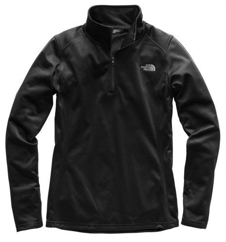 The North Face Tech Glacier 1/4 Zip Women's Custom Fleece Pullover