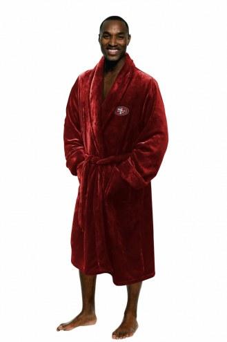 San Francisco 49ers Men's Bathrobe