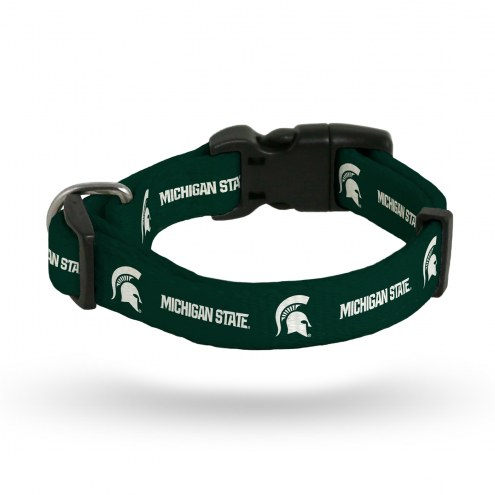 Michigan State Spartans Dog Collar