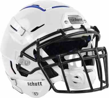 Schutt Football Chin Strap Youth Hard Cup Padded NEW