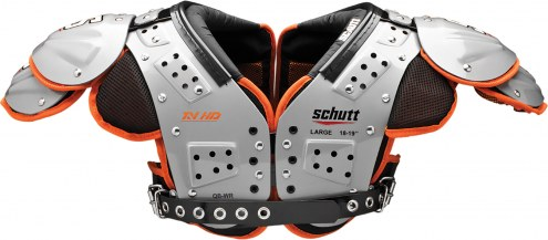 Schutt XV HD Adult Football Shoulder Pads - QB/WR