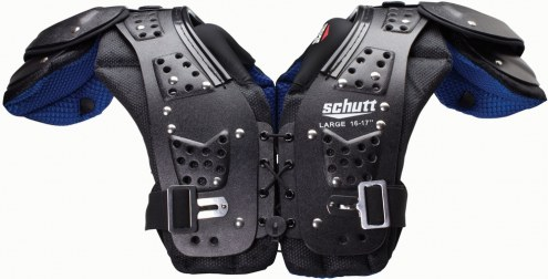 Schutt Mid Flex 4.0 All Purpose Youth Football Shoulder Pads