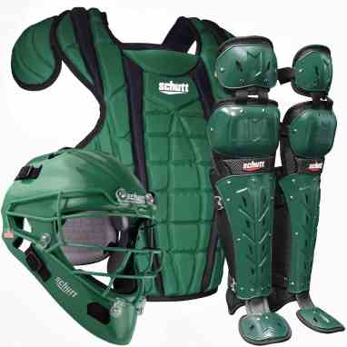 Schutt Scorpion Fastpitch Softball Catchers Gear Set 30a601cc58
