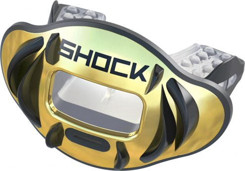 Shock Doctor Chrome 3D Fang Max Airflow Mouthguard