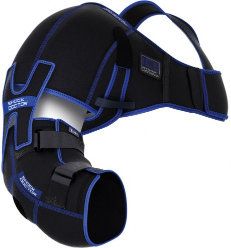 Shock Doctor Ice Recovery Compression Elbow/Shoulder Wrap