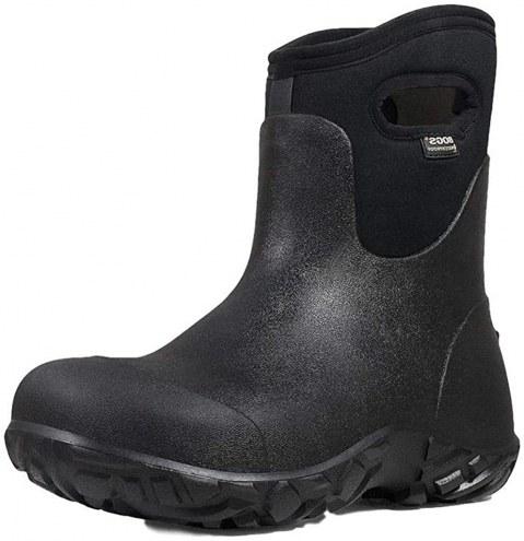 Bogs Men's Workman Mid Soft Toe Boots