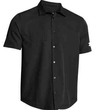 2e8793c0 Under Armour Ultimate Custom Corporate Men's Button Down Short Sleeve Shirt