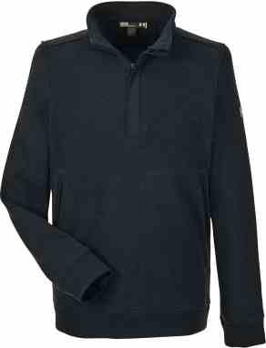 27e6e370c Under Armour Men's Custom Corporate Elevate 1/4 Zip Sweater. $84.95 - $87.95