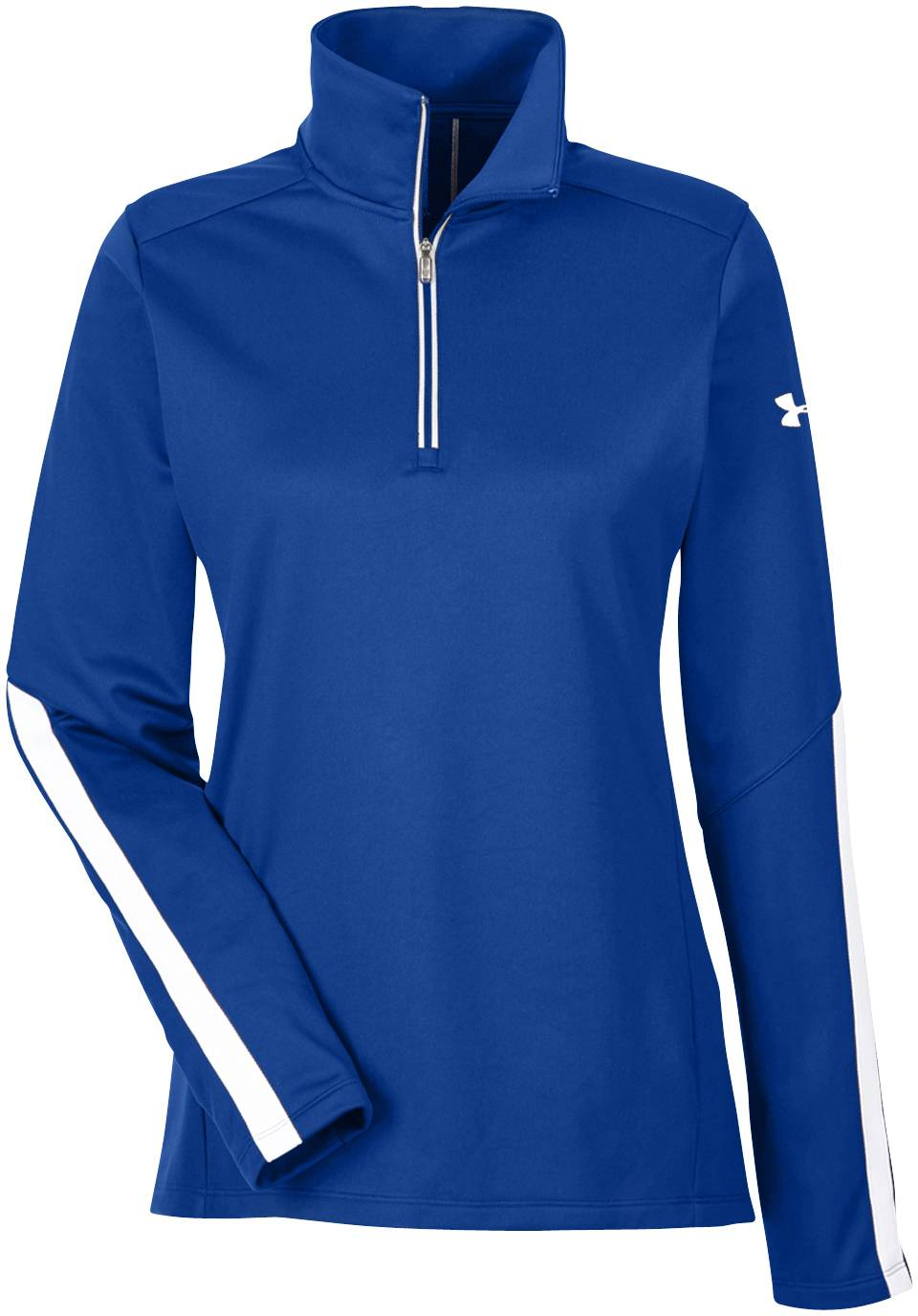 royal blue under armour long sleeve women's