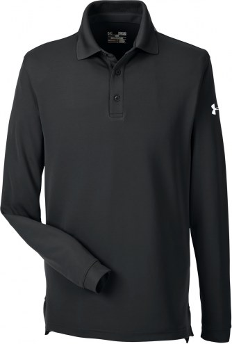 Under Armour Men's Custom Corporate Performance Long Sleeve Polo